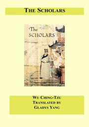 Cover of: The Scholars | Ching-Tzu, Wu