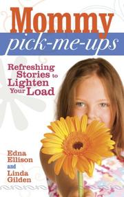 Cover of: Mommy Pick-Me-Ups | Edna Ellison