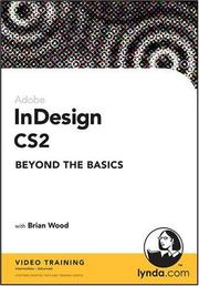 Cover of: InDesign CS2 Beyond the Basics