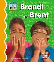 Cover of: Brandi And Brent (First Sounds)