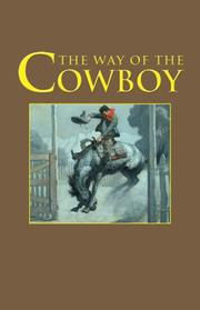 Cover of: The Way of the Cowboy | Don Ward