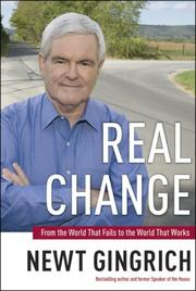 Cover of: Real change: from the world that fails to the world that works