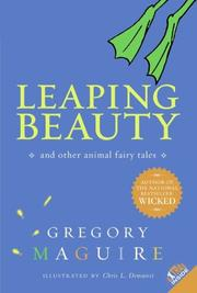 Cover of: Leaping Beauty: And Other Animal Fairy Tales