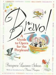 Cover of: Bravo! | Barrymore Laurence Scherer