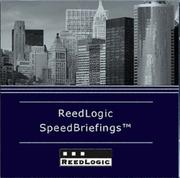 Cover of: Executive Speedbriefings | Reedlogic Conference Speakers