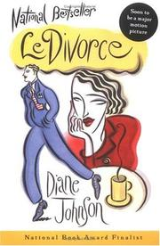 Cover of: Le Divorce (William Abrahams Book)