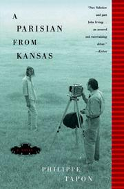 Cover of: A Parisian from Kansas (William Abrahams Book) | Philippe Tapon