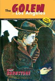 Cover of: The Golem of Los Angeles