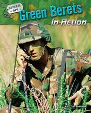 Cover of: Green Berets in Action (Special Ops)