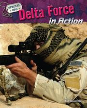 Cover of: Delta Force in Action (Special Ops)