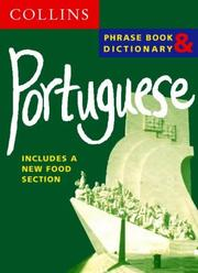 Cover of: Portugese Phrase Book and Dictionary
