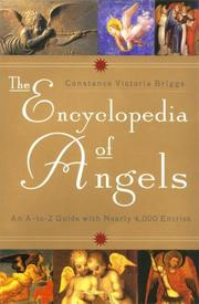 Cover of: The encyclopedia of angels | Constance Victoria Briggs