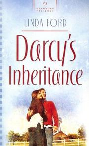 Cover of: Darcy's Inheritance (Heartsong Presents #747)