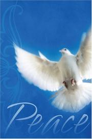 Cover of: Peace-Boxed Christmas Cards (Goodnews Greetings)