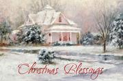 Cover of: Christmas Blessings (Goodnews Greetings) | Rebecca Germany