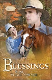 Cover of: Blessings | Kim Vogel Sawyer