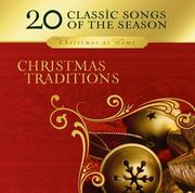 Cover of: Christmas Traditions (Heart of Christmas)