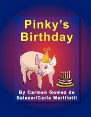 Cover of: Pinky