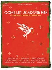 Cover of: Come Let Us Adore Him - A Christmas Worship Experience | Hal Leonard Corp.