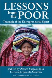 Cover of: Lessons from the Poor |