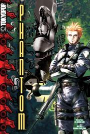 Cover of: Phantom Volume 4 (Phantom (Tokyopop)) | Ki-hoon Lee