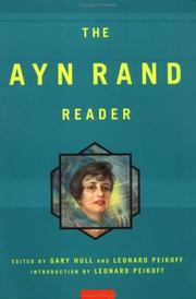 Cover of: The Ayn Rand reader
