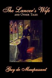 Cover of: The Lancer's Wife and Other Tales