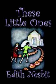 Cover of: These Little Ones