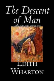 Cover of: The Descent of Man and Other Stories