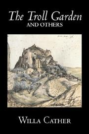 Cover of: The Troll Garden and Others