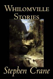 Cover of: Whilomville stories
