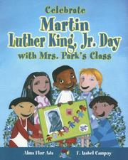 Cover of: Celebrate Martin Luther King, Jr. Day with Mrs. Park's class