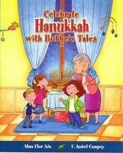 Cover of: Celebrate Hanukkah with Bubbe's tales