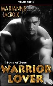 Cover of: Warrior Lover