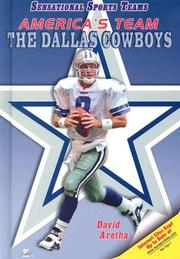 Cover of: America's Team-the Dallas Cowboys (Sensational Sports Teams)