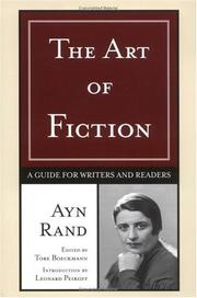 Cover of: The Art of Fiction