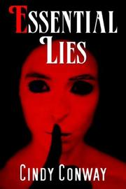 Cover of: Essential Lies | Cindy Conway