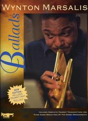 Cover of: Wynton Marsalis Plays Ballads for You
