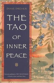 Cover of: The Tao of inner peace