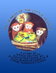 Cover of: In Search Of The Little People