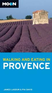 Cover of: Moon Walking and Eating in Provence