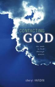 Cover of: Contacting God