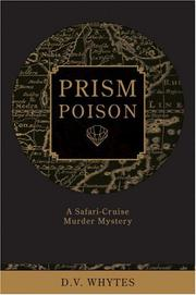 Cover of: Prism Poison | D. V. Whytes