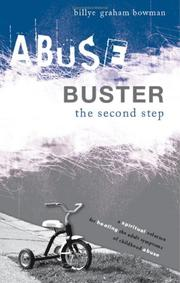 Cover of: Abuse Buster: The Second Step | Billye Graham Bowman