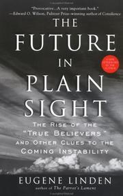 Cover of: The future in plain sight