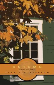 Cover of: Autumn, Season of Change | Jennifer Sparrow
