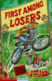 First Among Losers (Ridge Riders (Graphic Novels)) by Robin Lawrie, Chris Lawrie