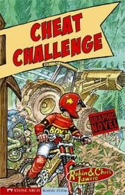 Cover of: Cheat Challenge (Ridge Riders (Graphic Novels)) | Robin Lawrie