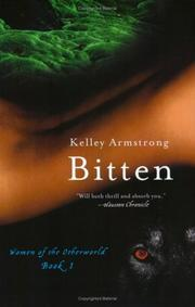 Cover of: Bitten (Women of the Otherworld, Book 1)