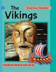 Cover of: The Vikings (Starting History)